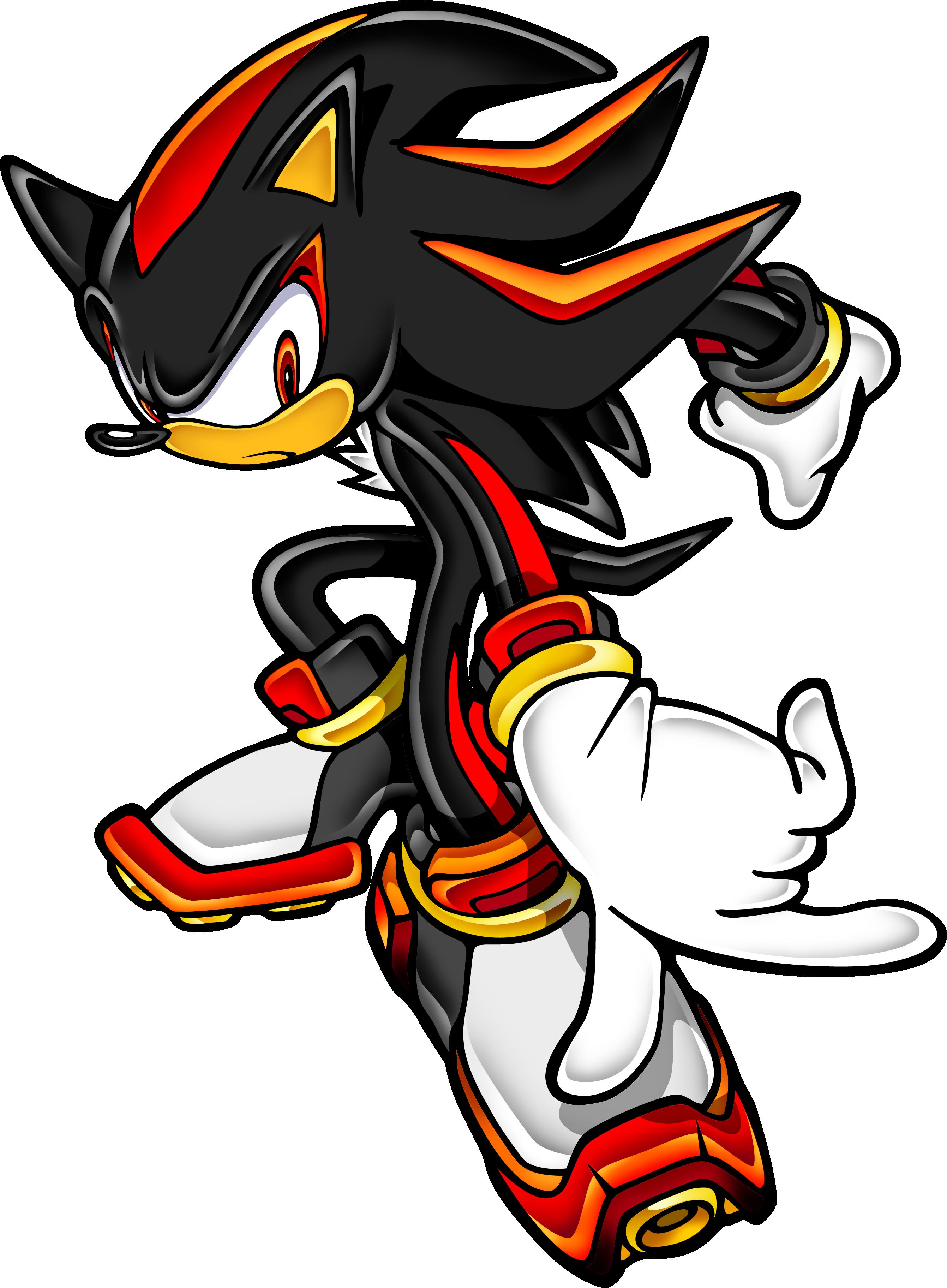 2683x3648 Sonic Adventure 2 Packshot Render