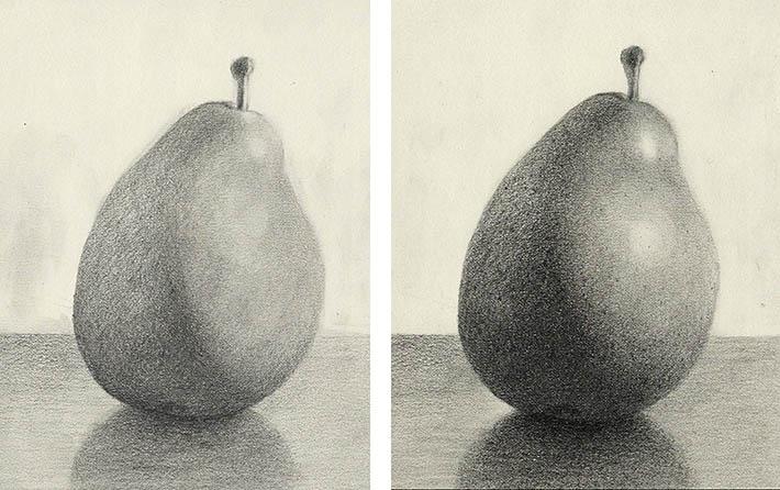 710x446 Gallery Realistic Shadow Drawings,
