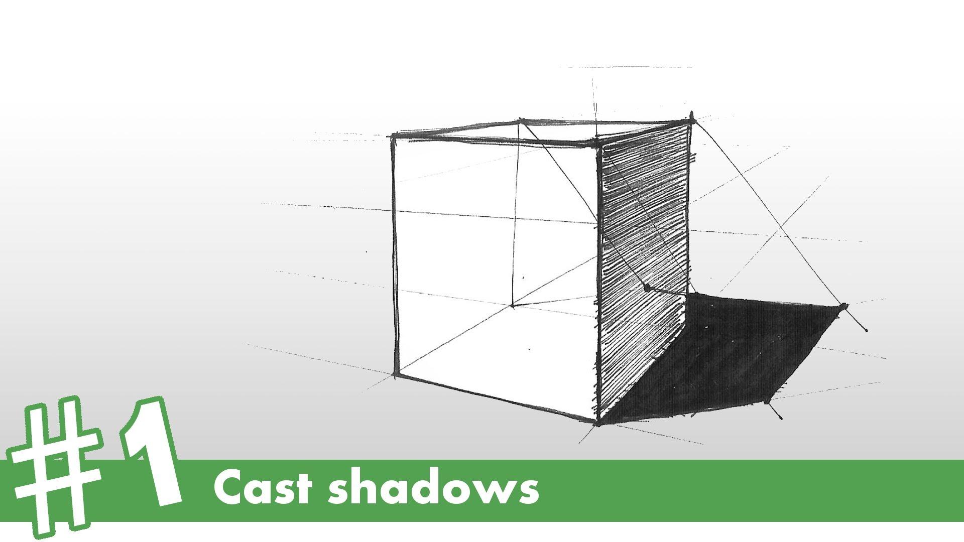 1920x1080 How To Draw Cast Shadows