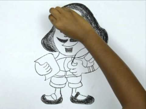 480x360 How To Draw A Shakespeare