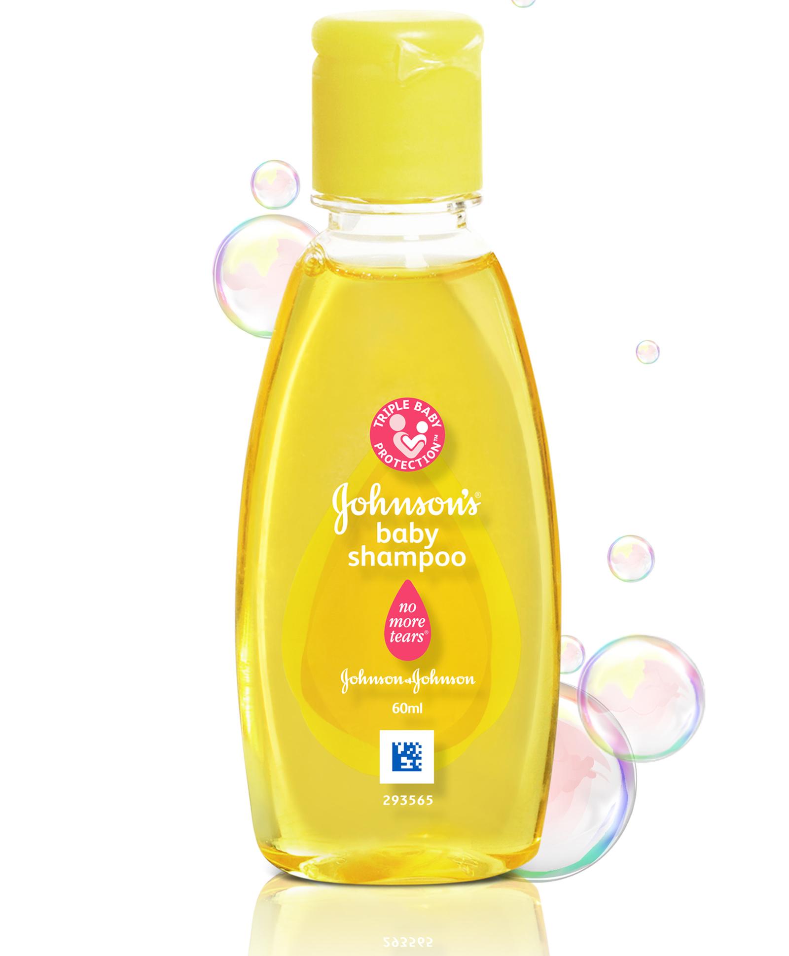 1600x1939 Johnson's Baby Shampoo