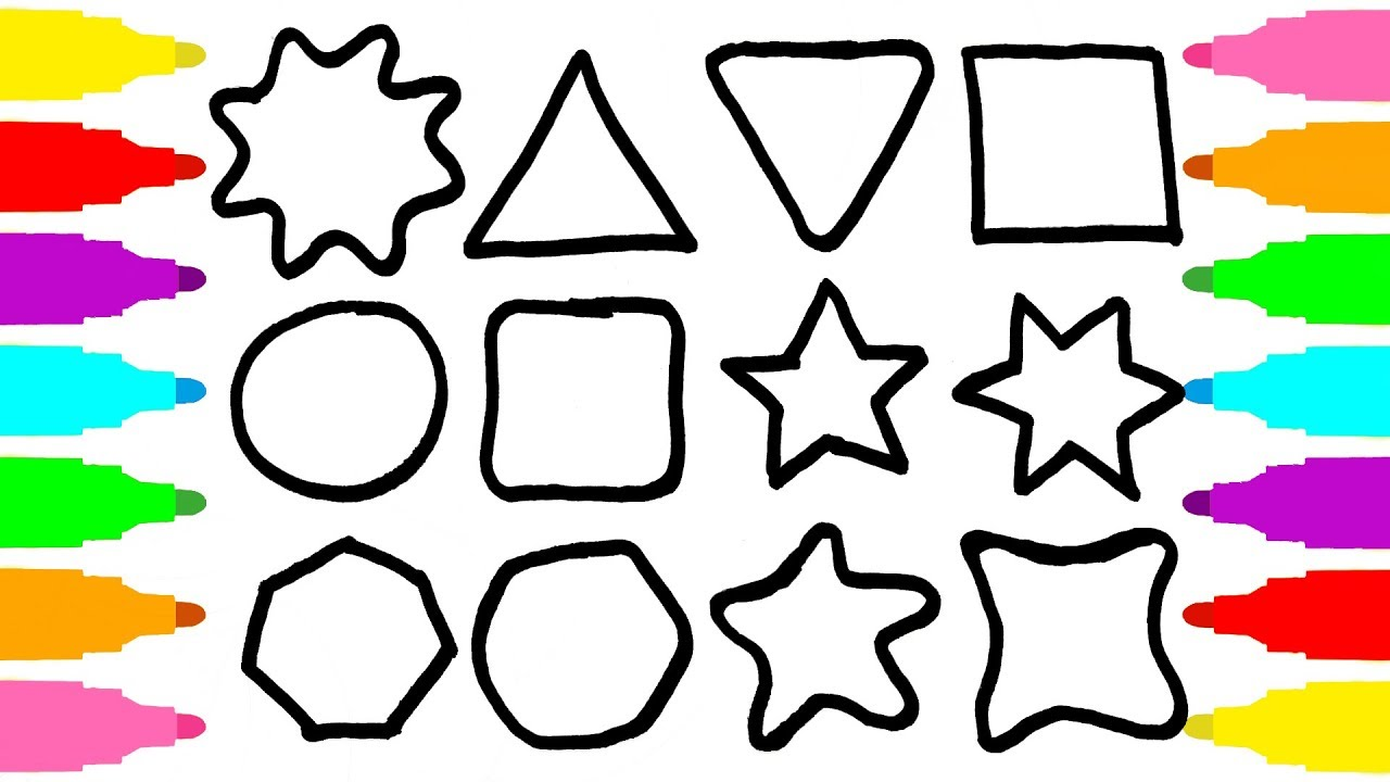 Shapes For Drawing at GetDrawings com | Free for personal