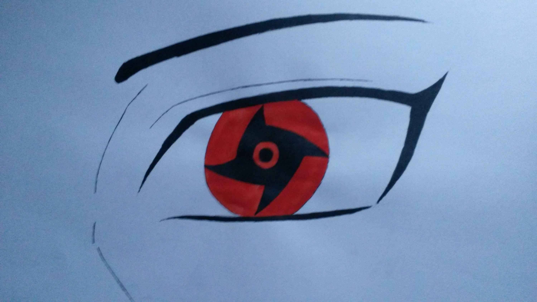 Sasuke Eternal Mangekyou Sharingan Drawing - YouTube |Itachi Mangekyou Sharingan Drawing