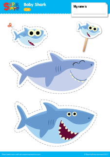 226x320 Learn About Family Members With This Play Set For The Baby Shark