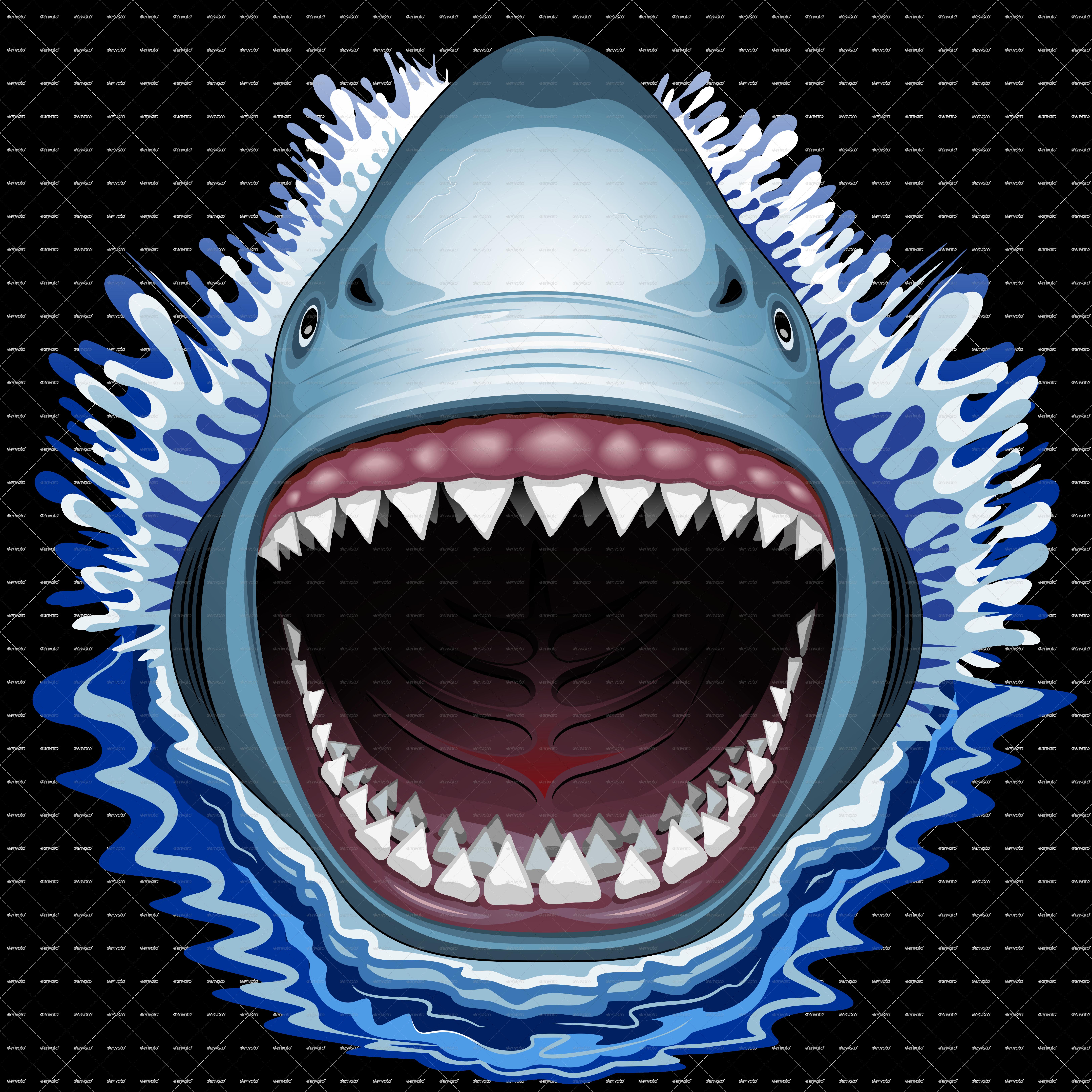 6500x6500 Shark Jaws Png Transparent Shark Jaws.png Images. Pluspng