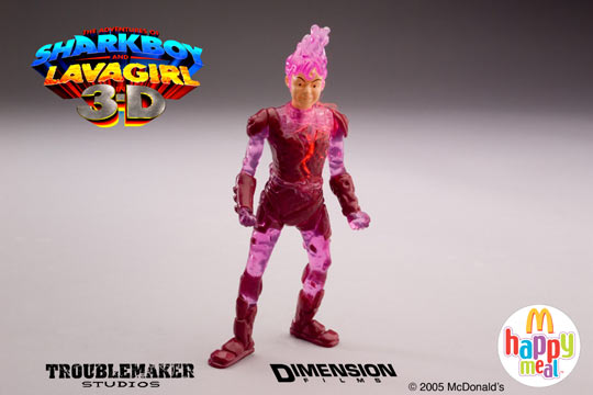 540x360 McDonald#39s Sharkboy & Lavagirl & Sharkboy And Lavagirl Drawing at GetDrawings.com | Free for personal ...