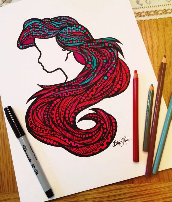 Sharpie Drawing at GetDrawings.com | Free for personal use ...