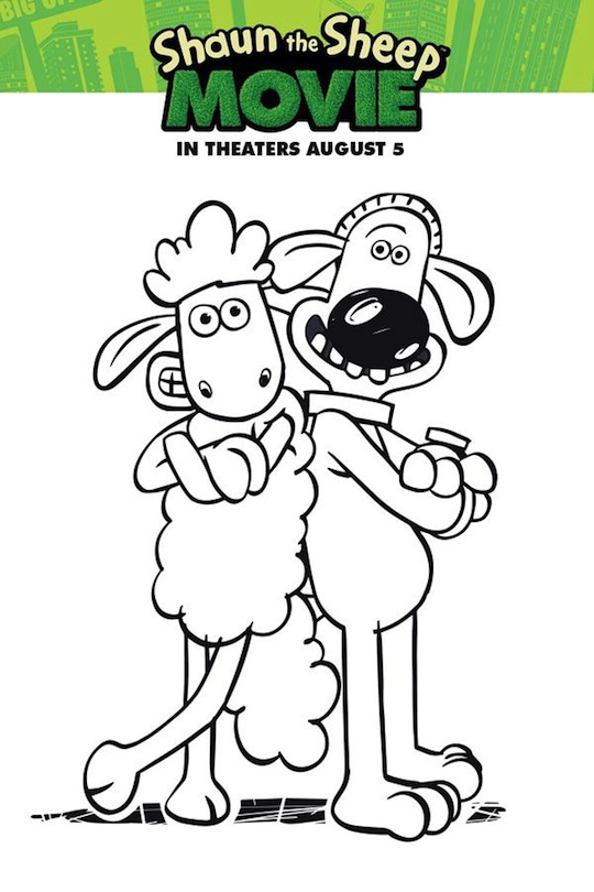 Shaun The Sheep Drawing at GetDrawings.com | Free for personal use ...
