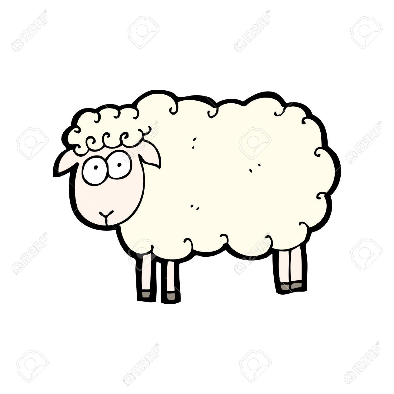 sheep cartoon drawing at getdrawings com free for personal use rh getdrawings com lamb clip art free lamb clip art black and white