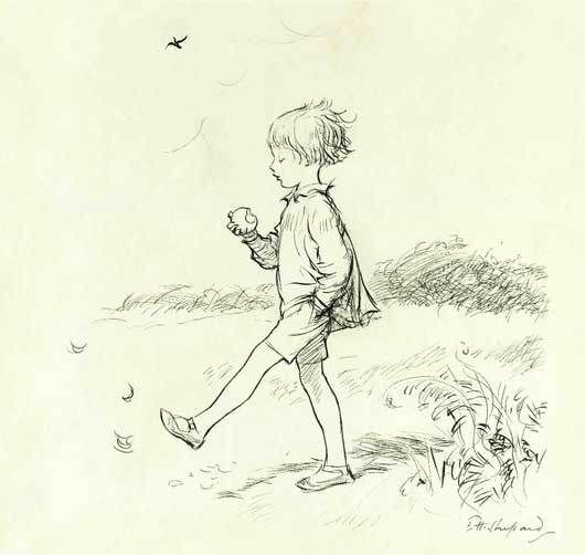 530x502 E.h. Shepard Art Illustrations And Drawings