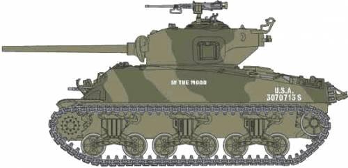 500x242 Blueprints Gt Tanks Gt Ww2 Tanks (Us) Gt M4 Sherman