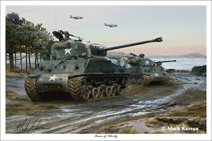 300x200 Forces Of Liberty Mark Karvon Giclee Print