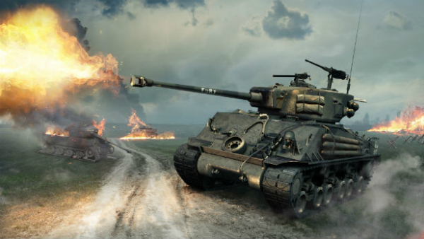 600x338 World Of Tanks Fury Competition