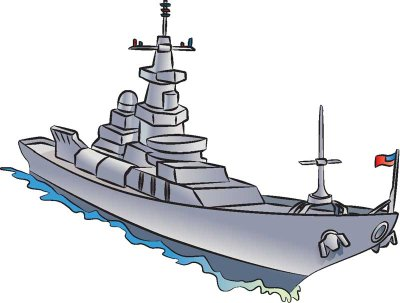 400x303 How To Draw Navy Ships In 8 Steps Howstuffworks