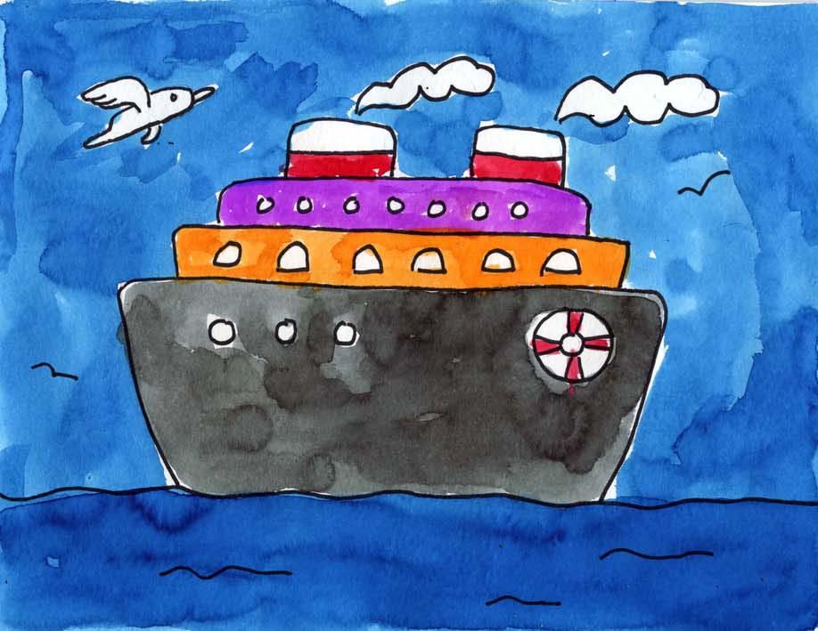 918x709 Cruise Ship