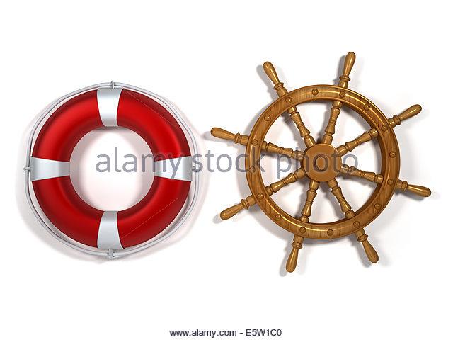 640x480 Wooden Ship Wheel 3d Render Stock Photos Amp Wooden Ship Wheel 3d
