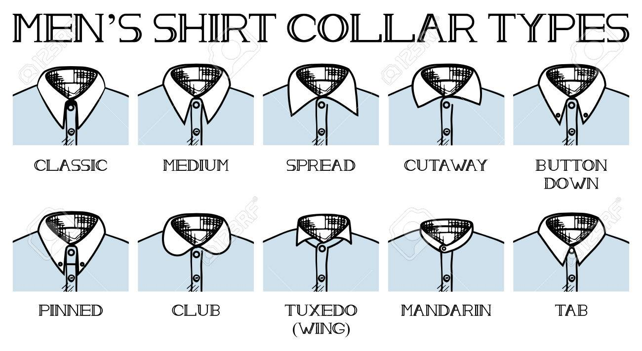 how to draw a shirt with collar