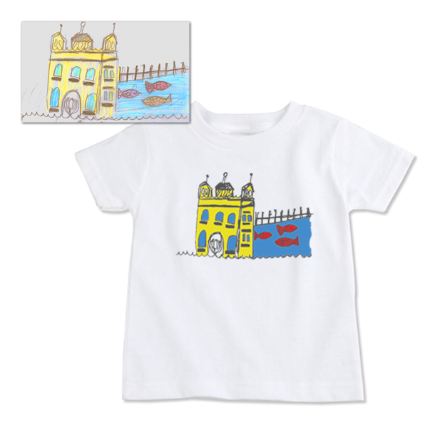 596x596 Custom Kids Drawing