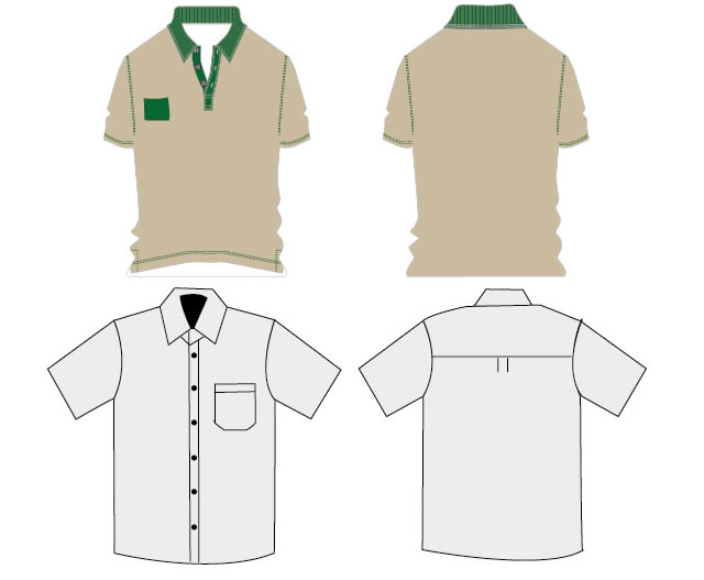 Shirt Drawing Template at GetDrawings.com | Free for personal use ...