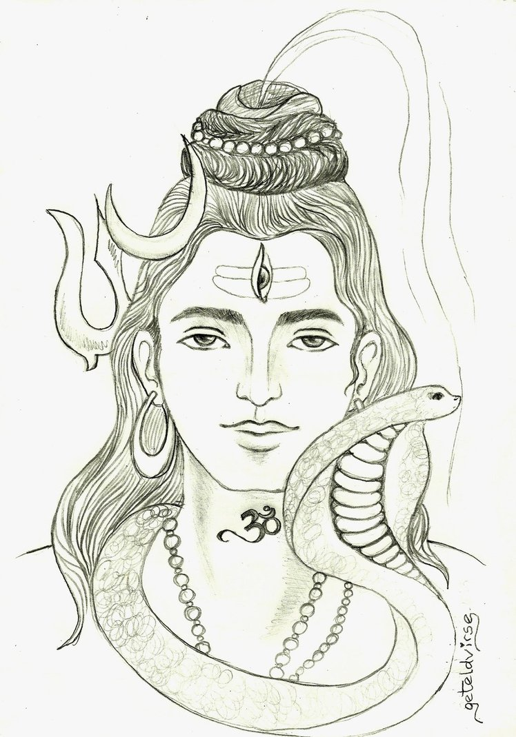 748x1069 Lord Shiva By Geteldvirse Art Lord Shiva, Lord