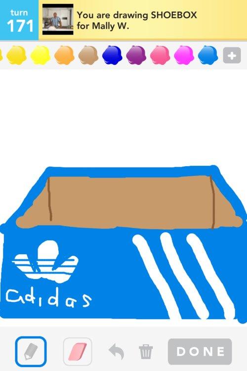 500x750 Shoebox Drawings