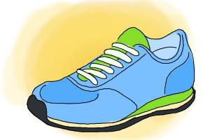 300x200 How To Draw Shoes Step By Step