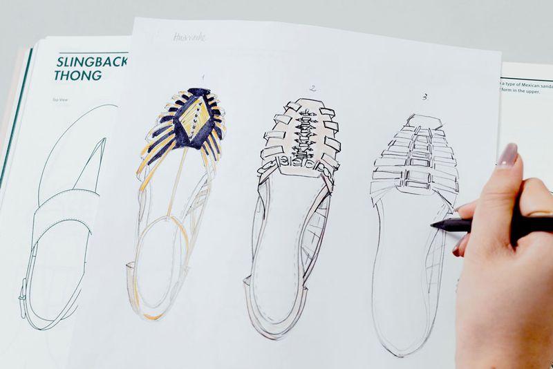 800x534 Image Result For Shoe Design Template Fashion Illustration