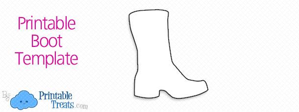 610x229 Printable High Heel Shoe Template Printable