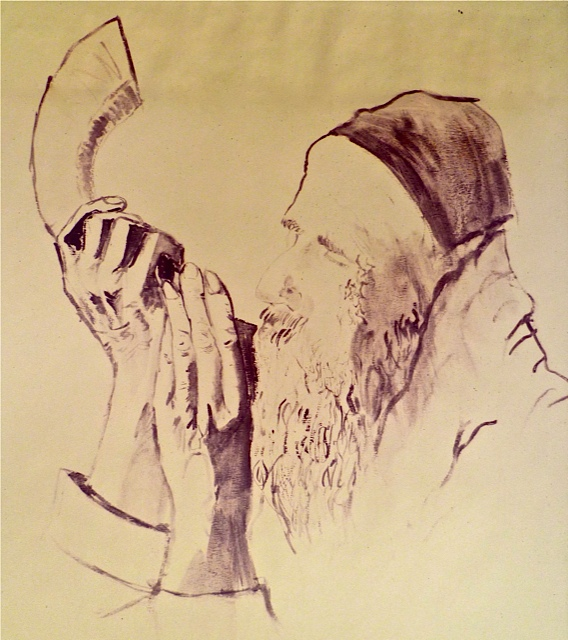 568x640 Joy's Joy Sounds Of The Shofar Inspire Me
