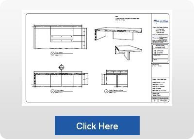 400x288 Furniture Shop Drawings Renderings Free Standing Furniture Cabinetry