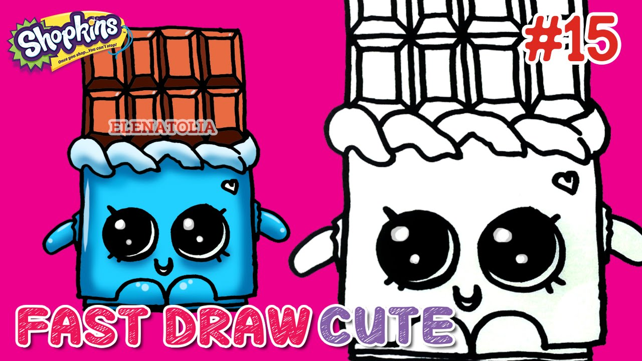 shopkins drawing at getdrawings com free for personal use shopkins
