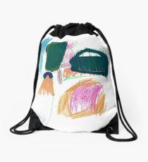 210x230 Shopping Bag Drawing Drawstring Bags Redbubble