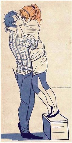 236x465 Cute Couples Short Girl Tall Guy Anime