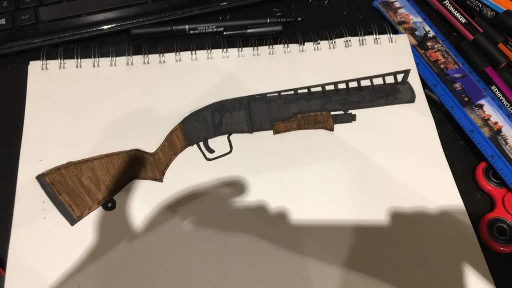 Shotgun Drawing At Getdrawings Com Free For Personal Use Shotgun