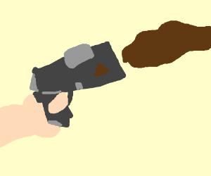 300x250 Poop Shotgun