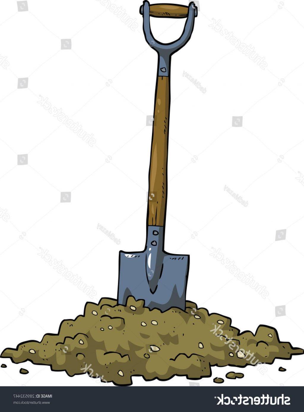 shovel drawing at getdrawings com free for personal use shovel