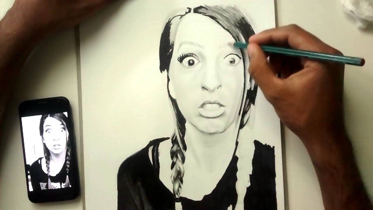 1280x720 Dibujar A The Gabbie Show How To Make A Drawing