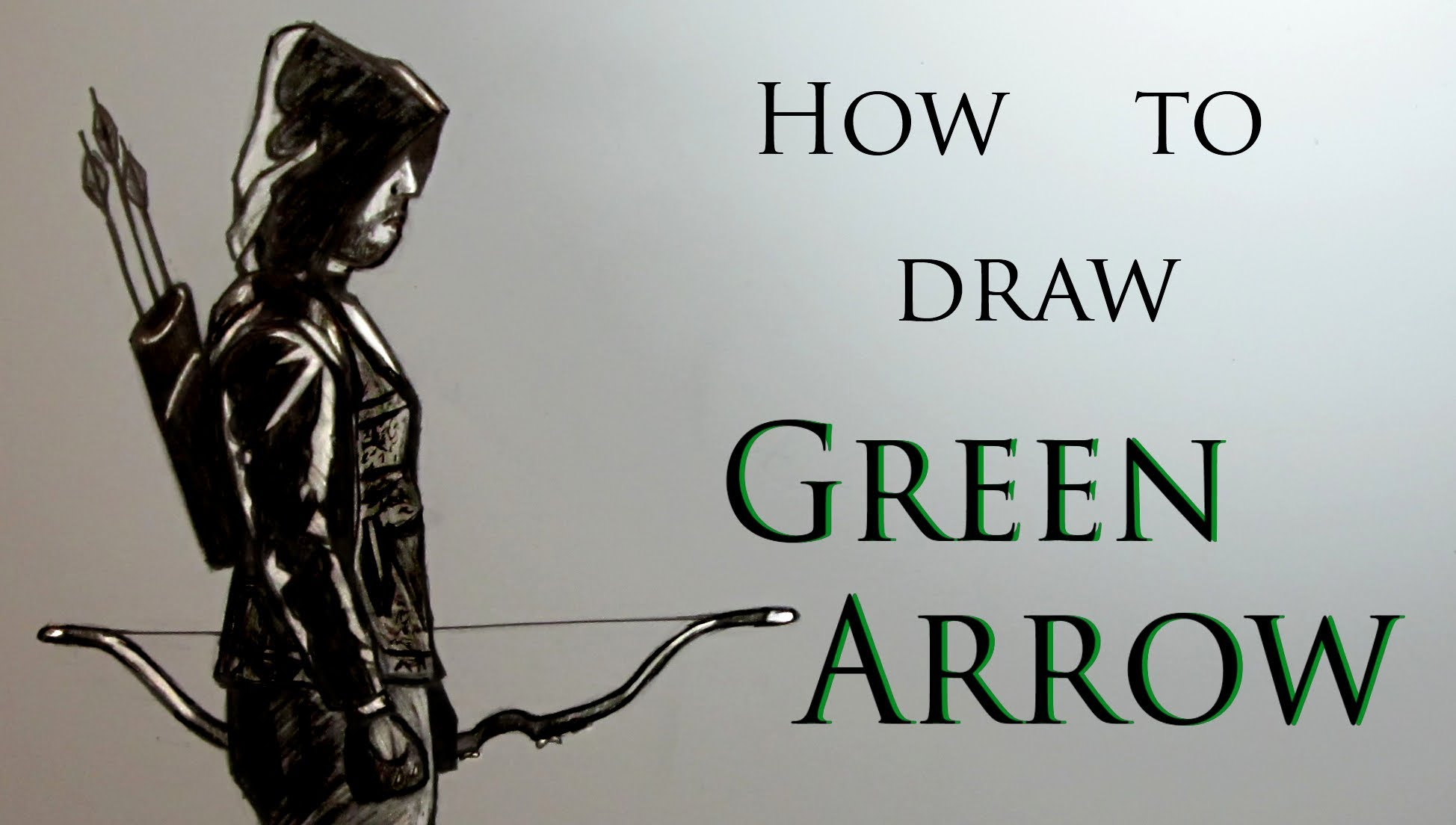 1948x1104 Ep. 149 How To Draw Green Arrow From Cw Show Arrow