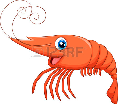 450x397 Shrimp Cartoon Stock Photos. Royalty Free Business Images