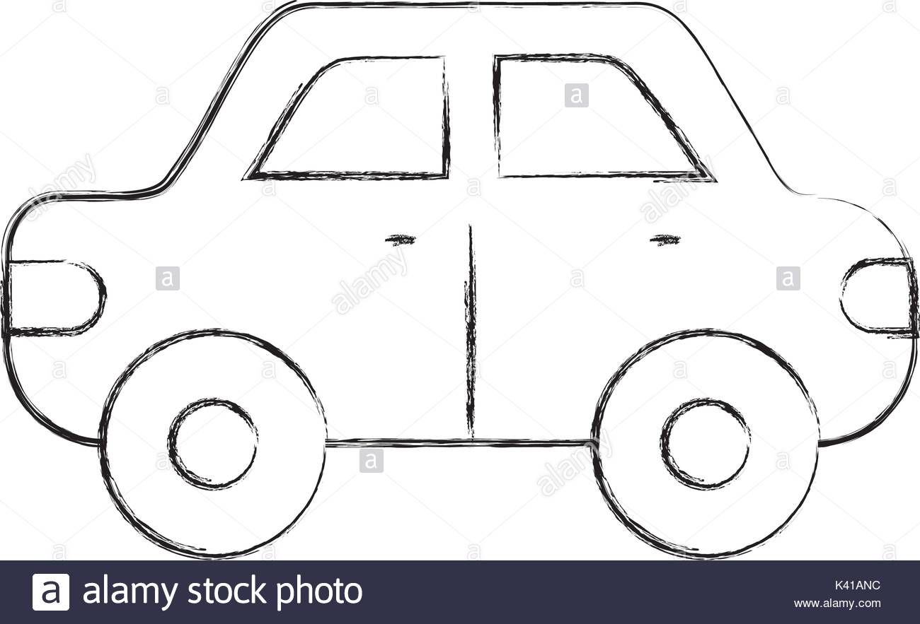 1300x883 Side View Car Black And White Stock Photos Amp Images