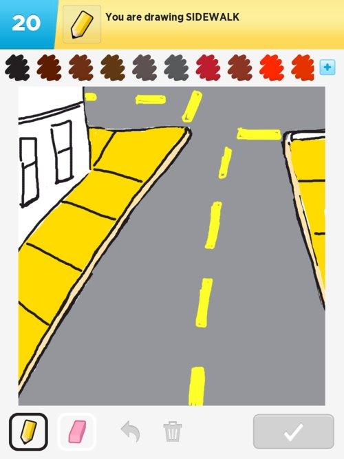 500x667 Sidewalk Drawings