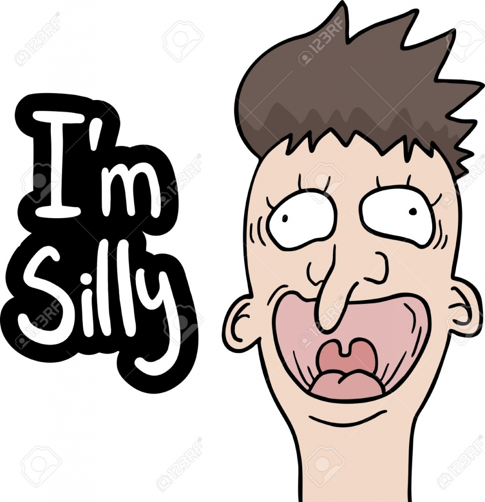 990x1024 Silly Cartoon Faces Silly Cartoon Face Royalty Free Cliparts