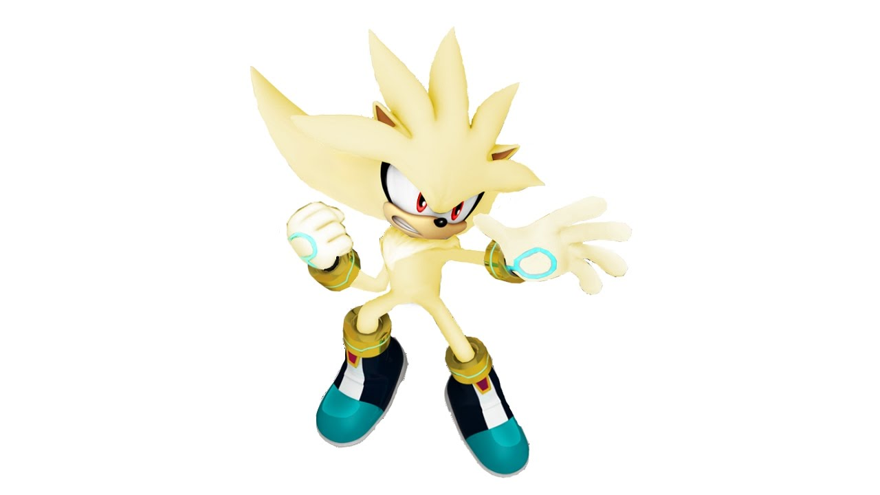 1280x720 How To Draw Super Silver The Hedgehog