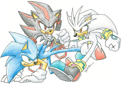 429x300 If You Saw Sonic And Shadow Hurting Silver, What Would You Do