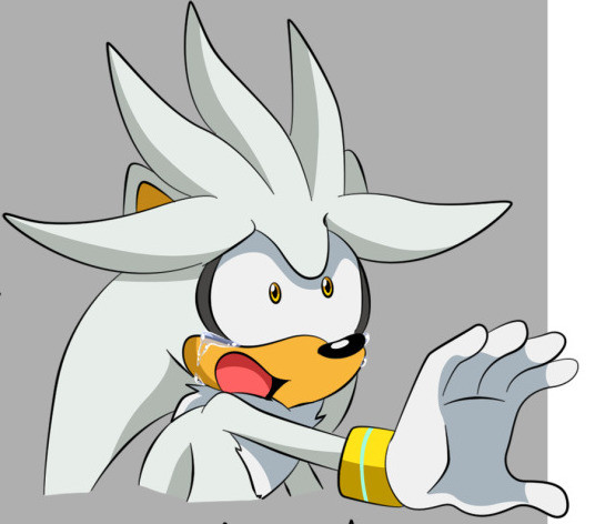 545x472 Silver The Hedgehog Reaction Images Comp For Absolutiondreams