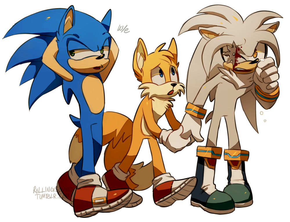 999x764 We Need To Kill Silver And Bury Him In Tails' Backyard. Sonic
