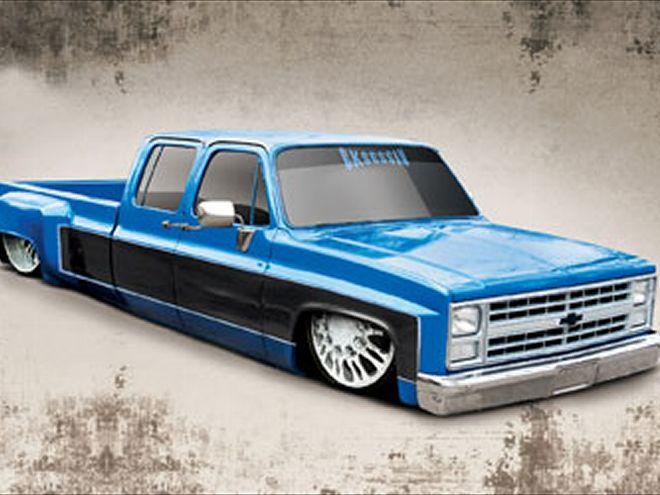 660x495 1980 Chevy Truck