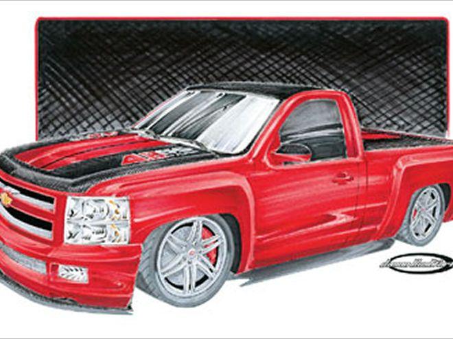 660x495 Chevy Silverado Ss
