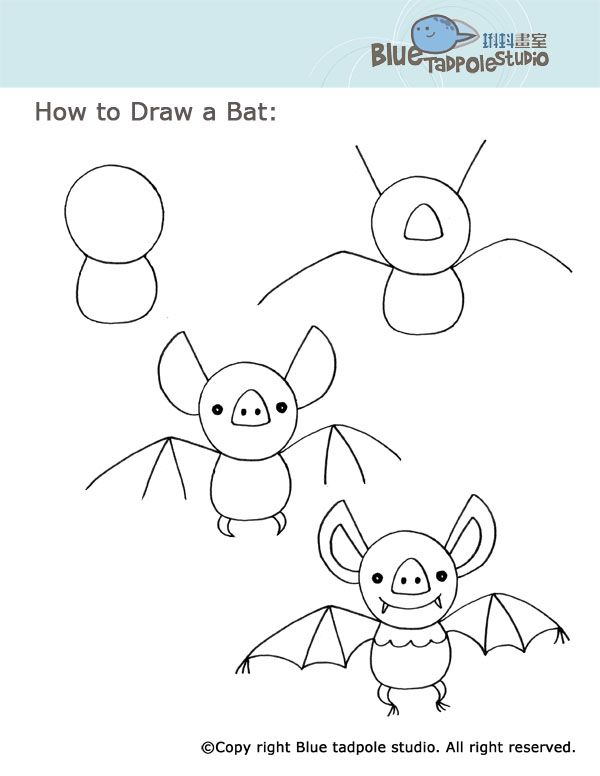 600x776 How To Draw Art Pinterest Bats Drawing Step And Simple Drawings