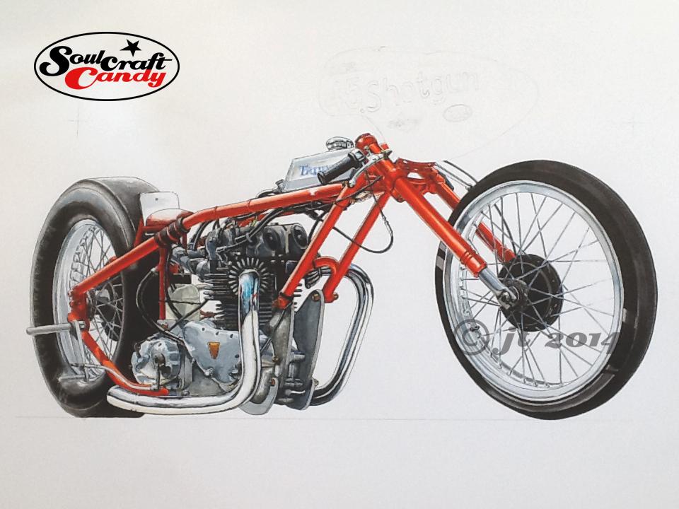 960x720 Drag Bike Soulcraftcandy